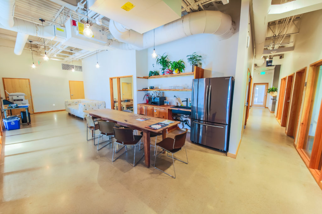 private office coworking space austin